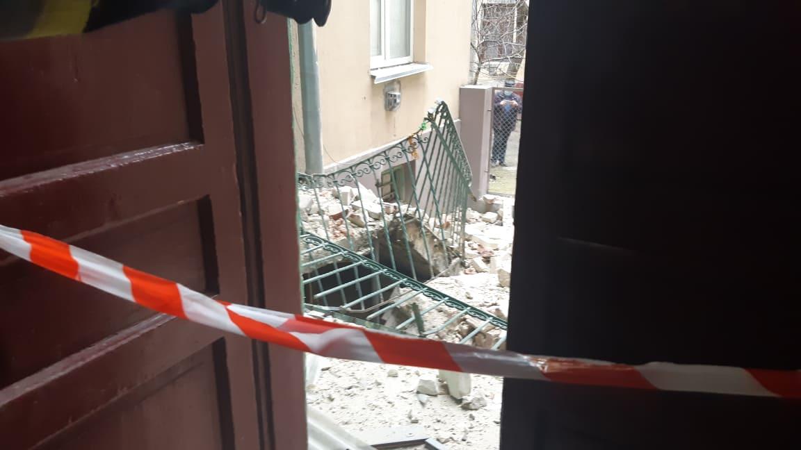 Вибух газу у Львові: перші подробиці (ВІДЕО)