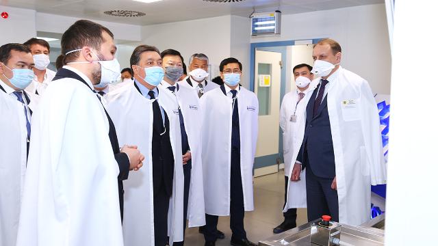 У Казахстані почали виготовлення російської вакцини Супутник V