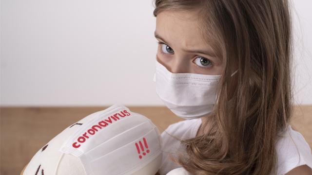 коронавірус діти