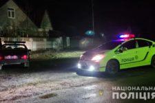 На Київщині чоловік увірвався до будинку і стріляв у подружжя
