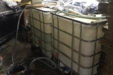 На Київщині викрили нелегальних виробників алкоголю