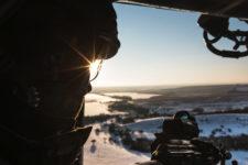 """Війна на Донбасі: окупанти шість разів порушили """"тишу"""""""
