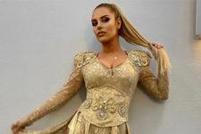 Евровидение 2021: Албанию представит Анжела Перистери с песней Karma