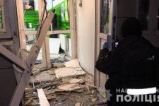 В Києві невідомий підірвав банкомат, його розшукує поліція