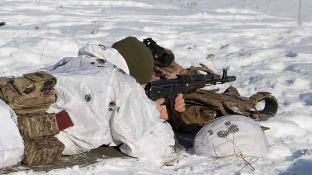 ООС, Донбас, війна на Донбасі