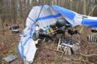 У Польщі розбився український дельтаплан – подробиці
