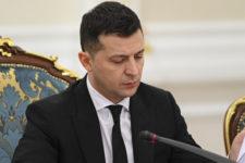 Зеленський увів у дію санкції щодо Захарченка та Якименка