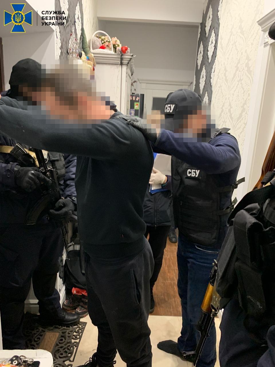 СБУ затримало угрупування, яке викрадало людей