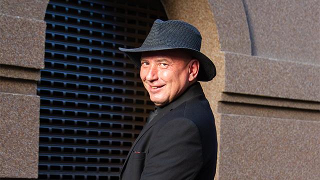 Михаил Жонин рассказал о своем герое, работе на радио и планах на Новый Год
