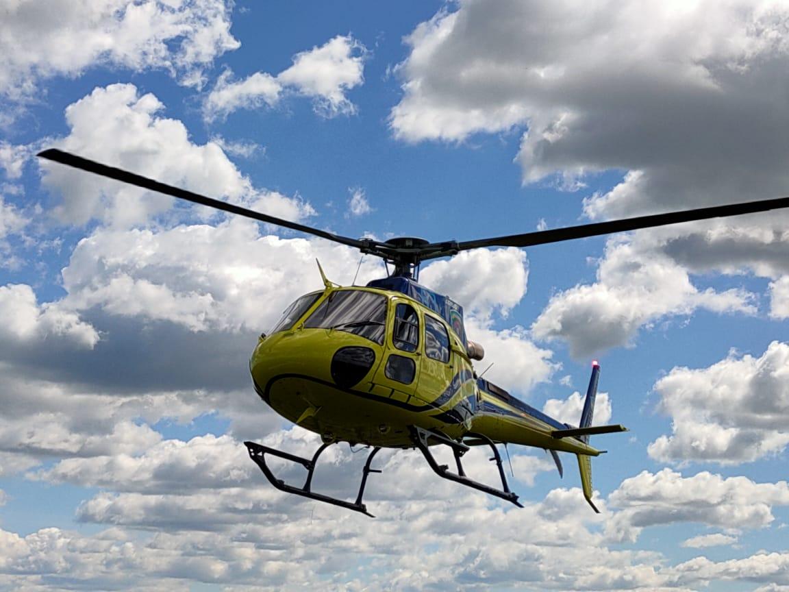 Українські прикордонники отримають ще 10 французьких гелікоптерів