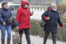 Більшість українців підтримують запровадження жорсткого локдауну – опитування