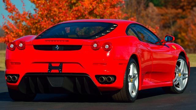 На аукціон виставили лімітований суперкар Ferrari, який належав Трампу