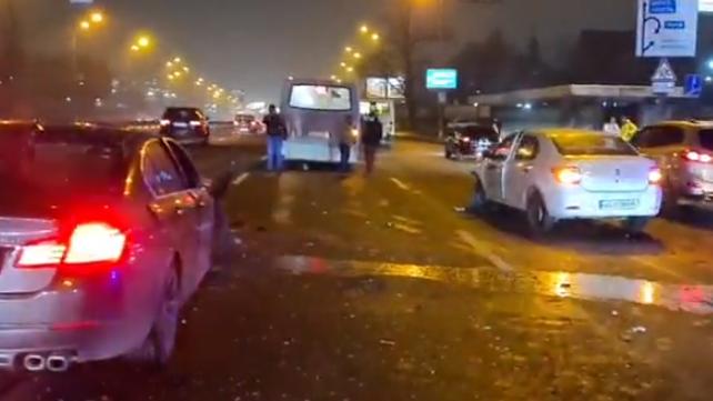 ДТП у Києві на Кільцевій