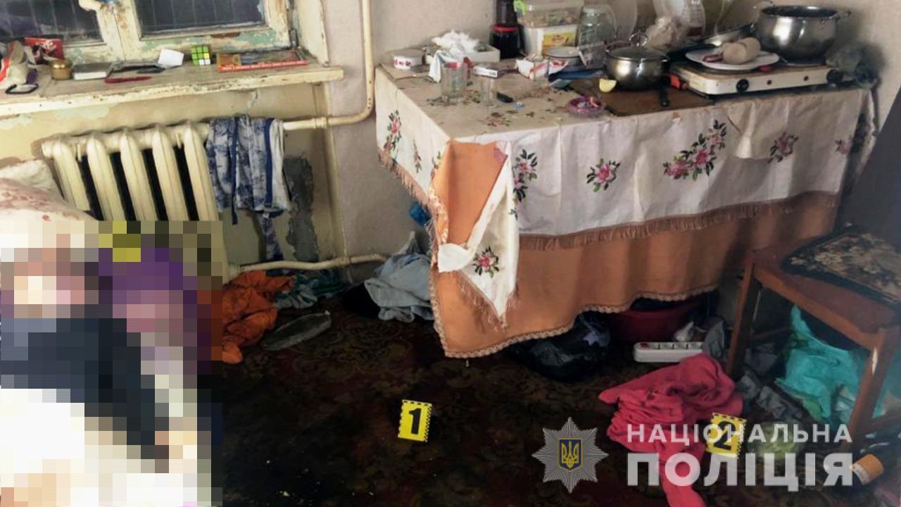 У новорічну ніч в Одесі чоловік забив до смерті співмешканку