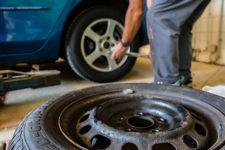 Где сменить шины в Киеве: список мест и цены