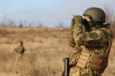 Ворожий обстріл в районі Гнутового – поранено бійця ЗСУ