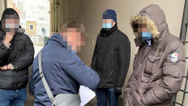 Корупція у Київтранспарксервісі
