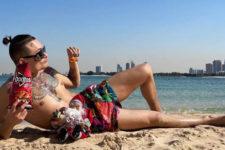 Тверк MARUV і багато алкоголю: Моргенштерн влаштував вечірку для заможних в ОАЕ