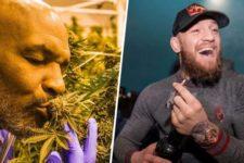 UFC дозволив бійцям вживати марихуану. Яких спортсменів ловили на наркотиках