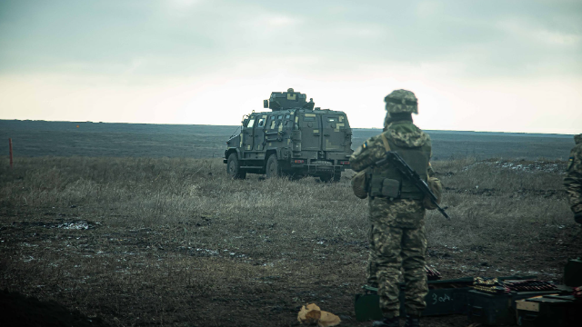 Донбас, ООС, війна на Добасі