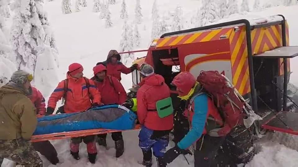 Рятувальники знайшли заблукалого в Карпатах туриста