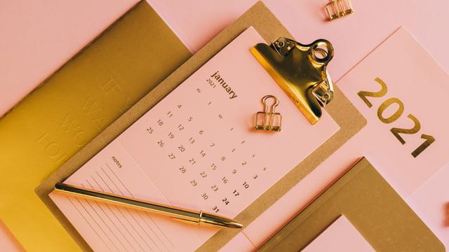 календар 2021 рік