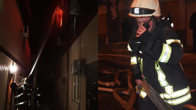 Люди в обгоревшей одежде падали из окон: очевидцы рассказали подробности пожара в Одессе