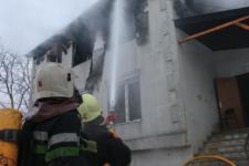 ДБР порушило справу проти співробітників ДСНС через пожежу у Харкові