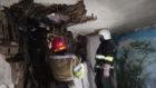На Черкасчине горел частный дом — хозяйку забрала скорая