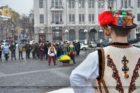 День Соборності: як відзначили міста України