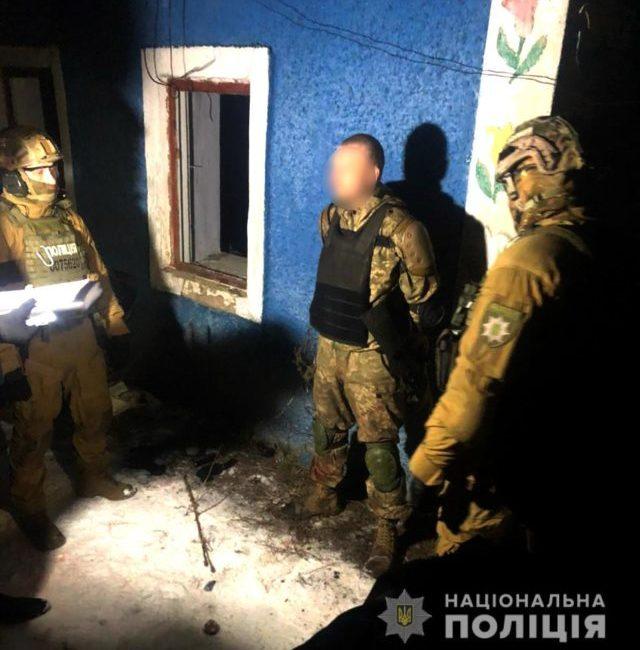 Відрізав ніс та геніталії батьку: на Миколаївщині чоловік обстріляв копів при затриманні