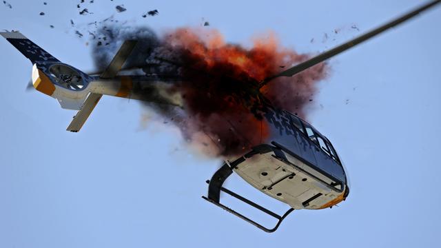 Вибухнув перед падінням: у ПАР впав гелікоптер, загинули п'ятеро медиків