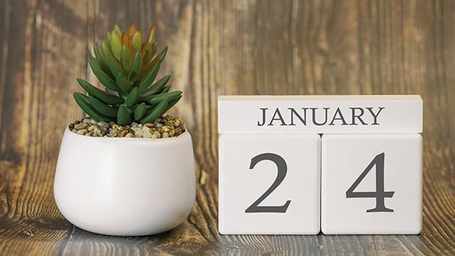 24 січня