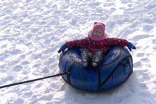 Санки, лыжи и сноуборды в Киеве: где покататься и цена