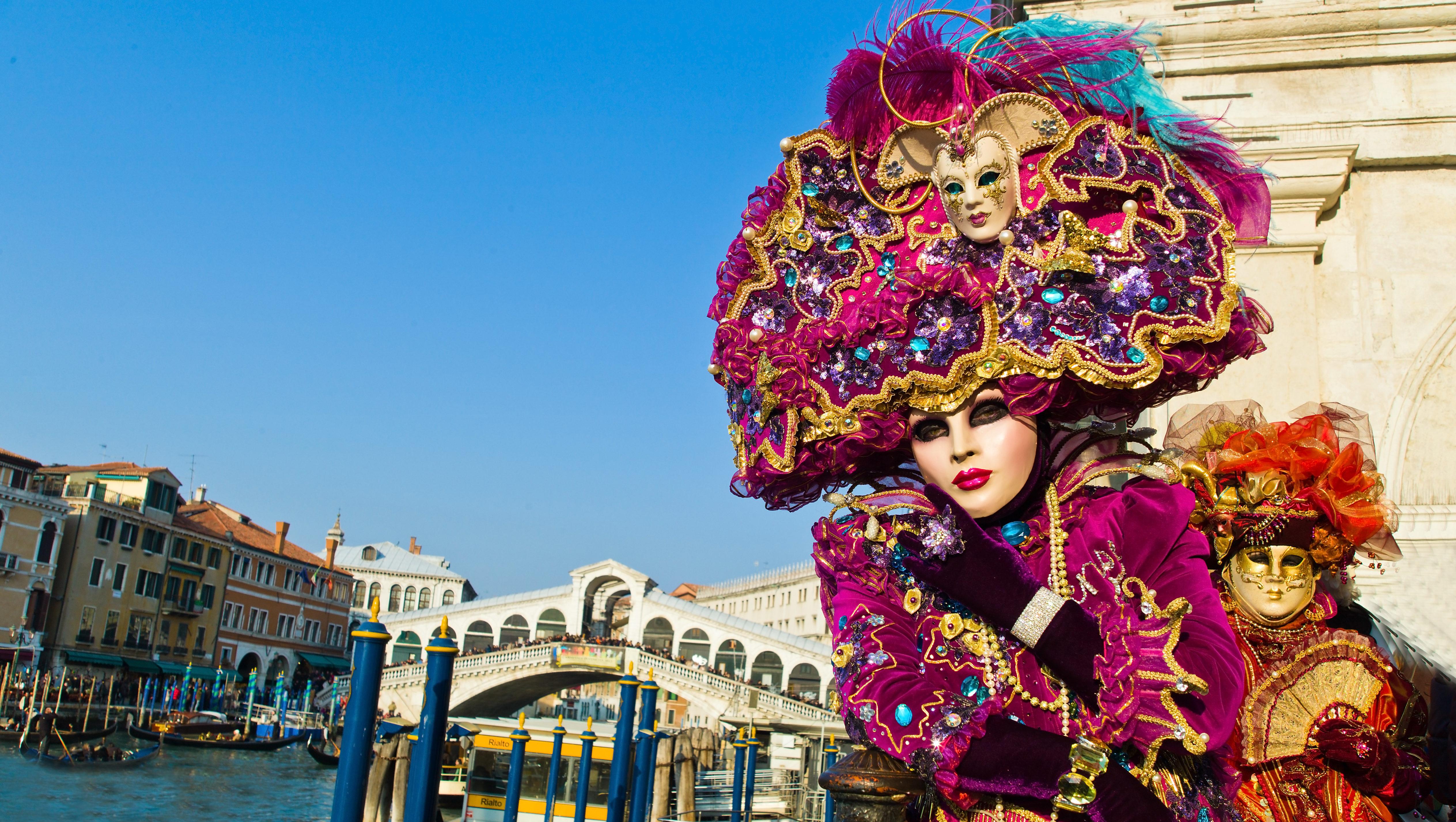 Венеційський карнавал