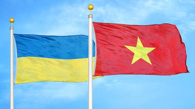 Україна і В'єтнам відновлять роботу над угодою про зону вільної торгівлі
