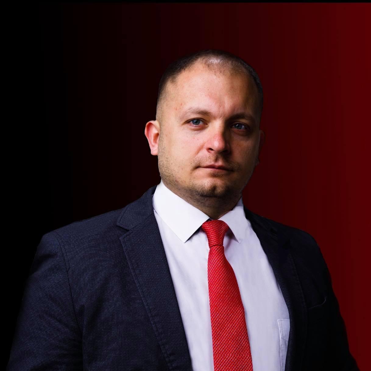 Артем Семеніхін - мер Конотопа