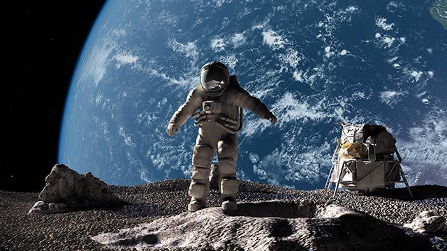 Японский миллиардер набирает команду для бесплатного полета на Луну