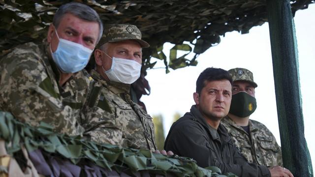 Сценарії розвитку подій на Донбасі