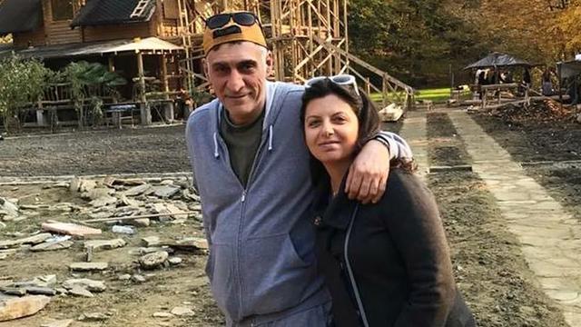 Тигран Кеосаян Маргарита Симоньян