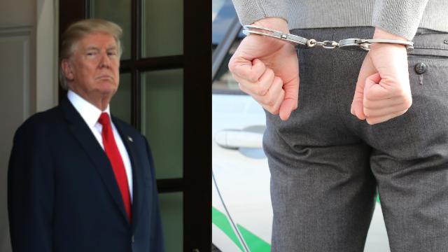 американця засудили за погрози Трампу