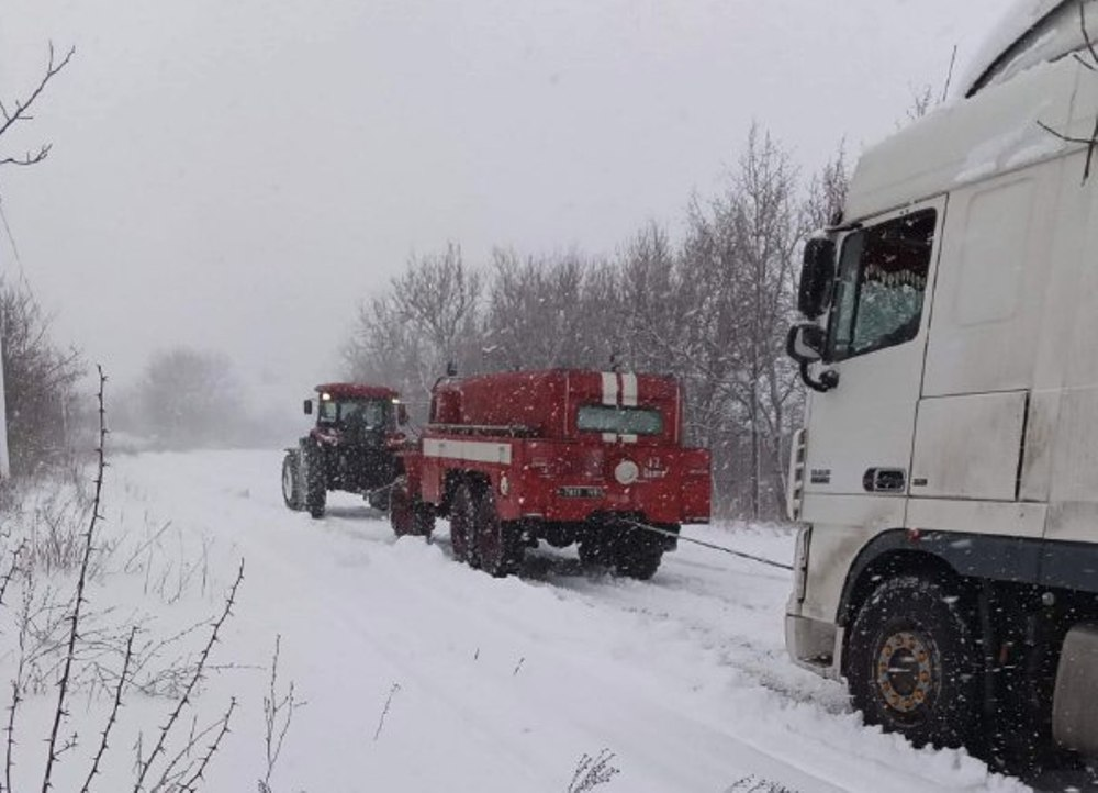 Негода в Одеській області: дев'ять населених пунктів заблоковані