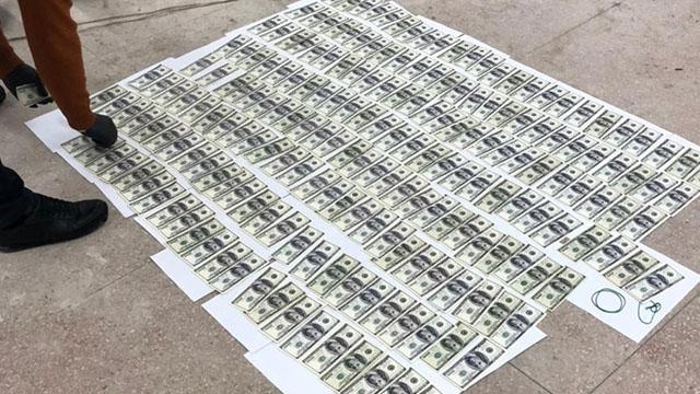 Вимагав $20 тис. за закриття справи: на Харківщині затримали підполковника ДФС