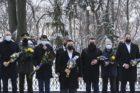 Бій під Крутами – Зеленський вшанував пам'ять загиблих