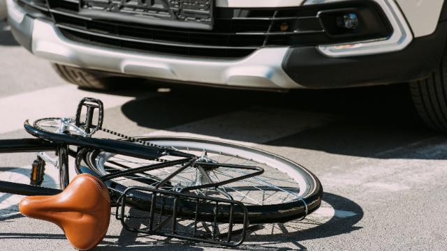 ДТП, велосипед, аварія