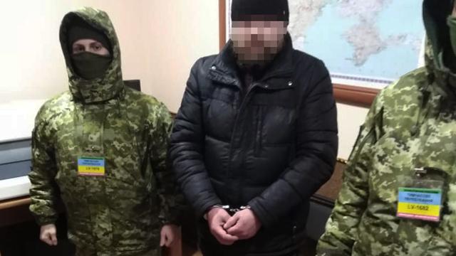 В автобусі на Польщу: прикордонники затримали українця, який вбив людину п'ять років тому