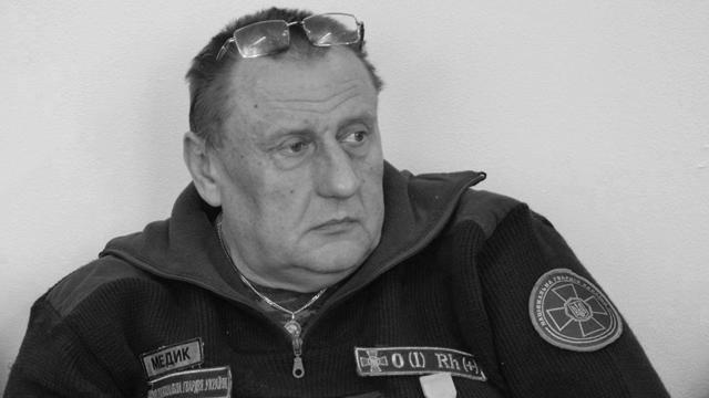 Миротворець і військовий медик: у Львові помер Ігор Ільків