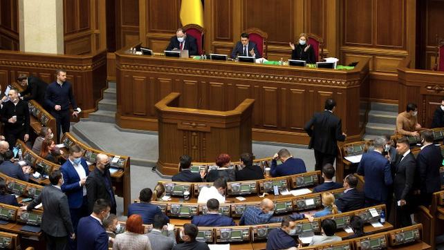 Рада відхилила проект постанови про мораторій на підвищення тарифів на енергоносії