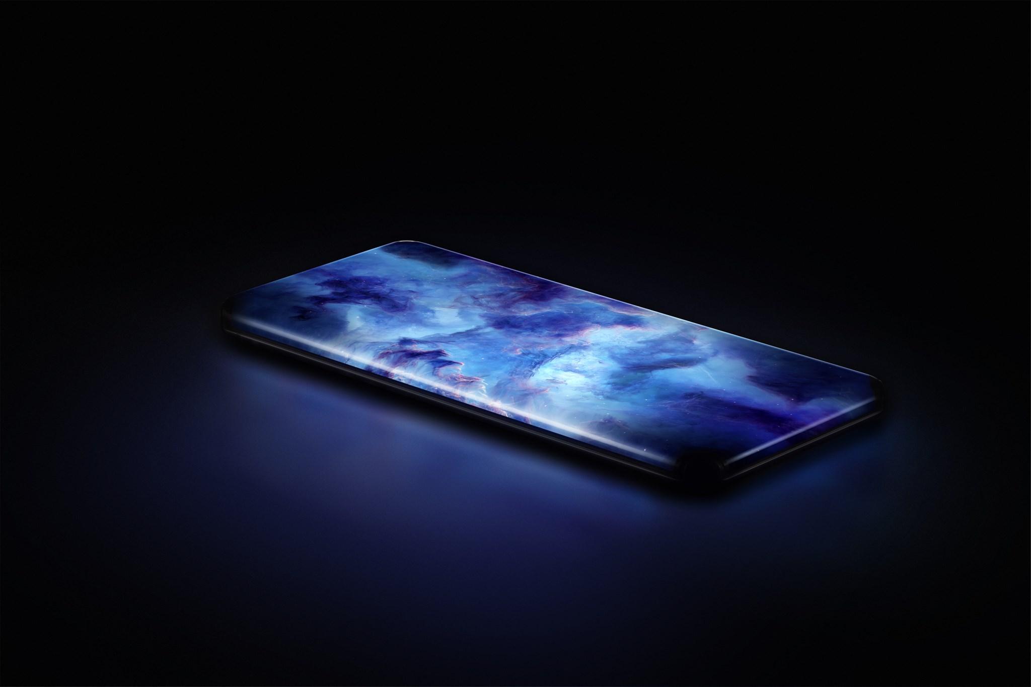 Xiaomi презентує смартфон із екраном-водоспадом