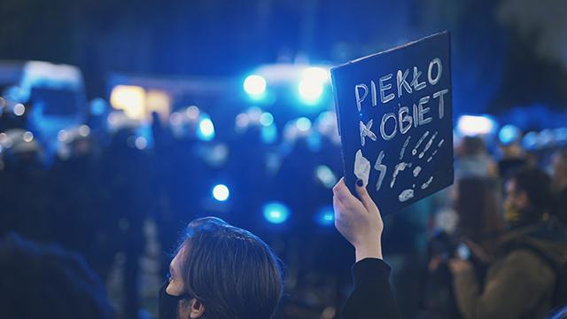 Протести у Польщі через заборону абортів